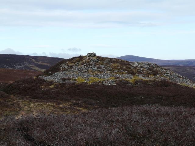 Remains of a broch near Killearnan