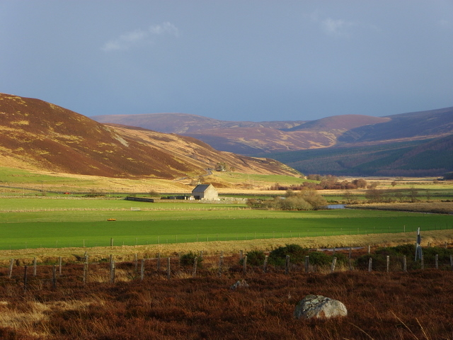 Strath of Kildonan