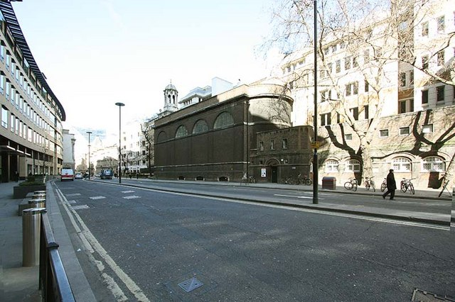 All Hallows, London Wall, London EC2