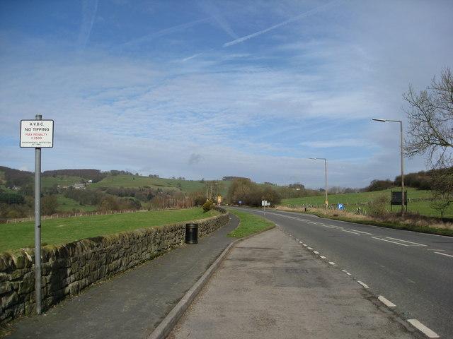 A6 Matlock Road