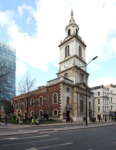 St Botolph without Bishopsgate