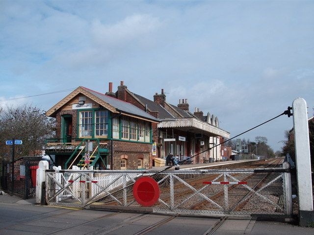 Attleborough station