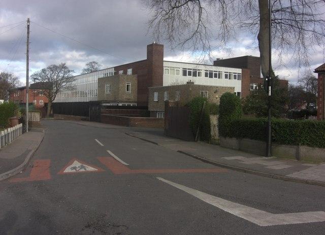 Sacred Heart High School