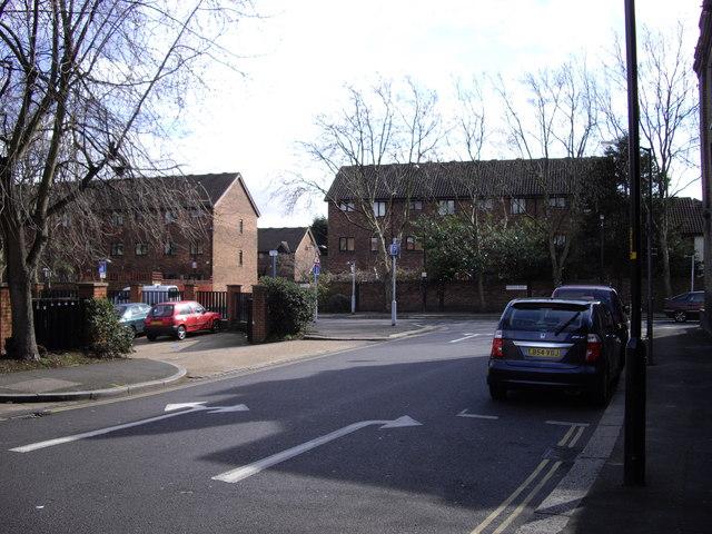Orpheus Street