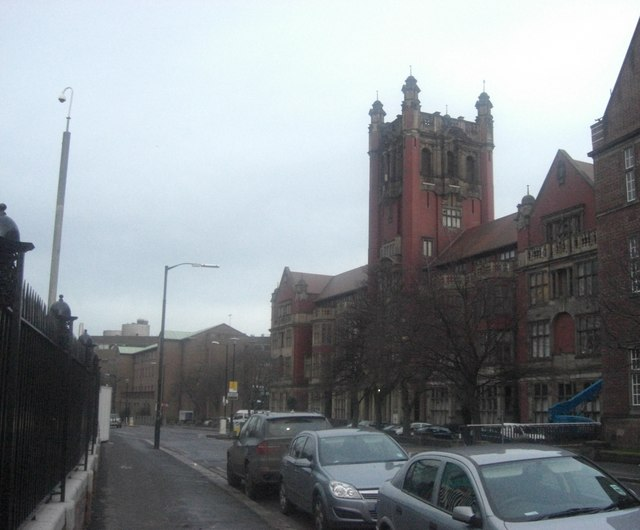 Newcastle University - Armstrong Building