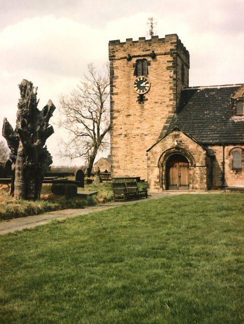 Hartshead Church