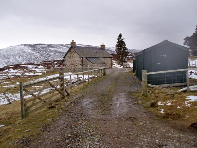 Lyntelloch, Glen Lochy