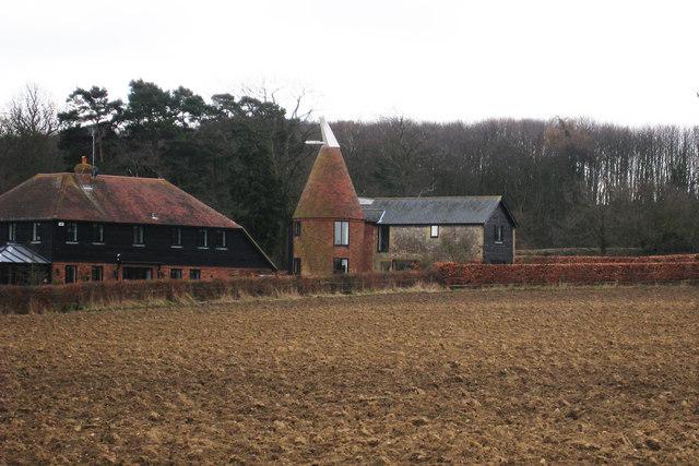 The Oast, Blackhall Place, Blackhall Lane, Sevenoaks, Kent