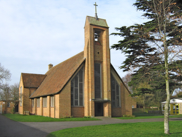 Parish Church of Holy Trinity, Hamp