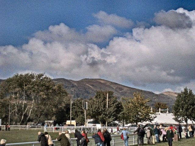 Malvern Hills and Show Ground.