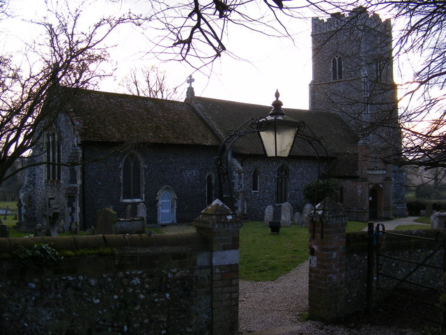 St.Mary's Church, Great Bealings
