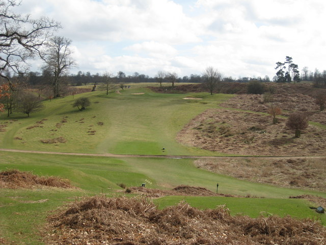 Golf Course at Knole Park