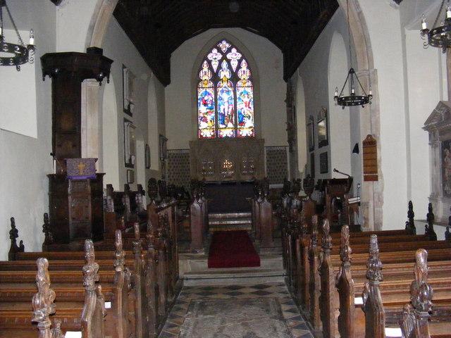 St.Mary's Church, Great Bealings