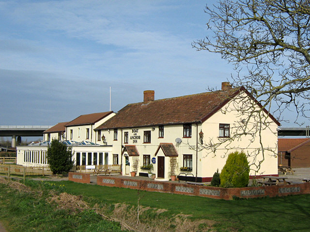 The Boat and Anchor, Bridgwater