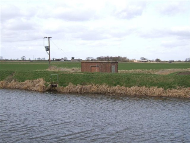 Pumping Station Near Goosetree