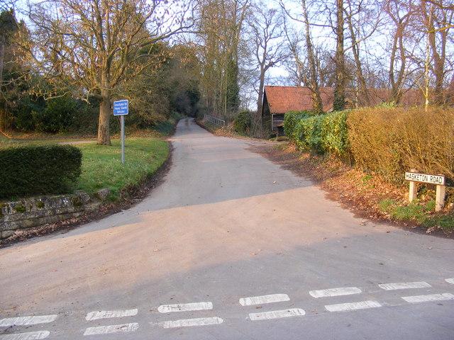 Hasketon Road, Great Bealings
