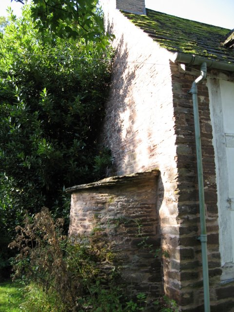 Bread oven, Paradise cottage, Bacton