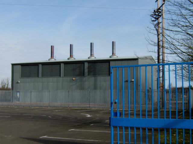 Local power production unit, Bridgwater