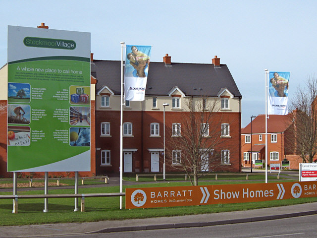Shining new homes, Bridgwater