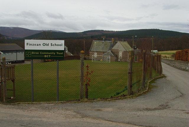 Finzean Old School