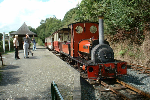 Steam Engine at Newmills