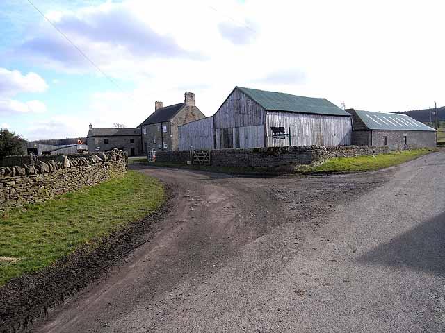 Middle Dukesfield Farm