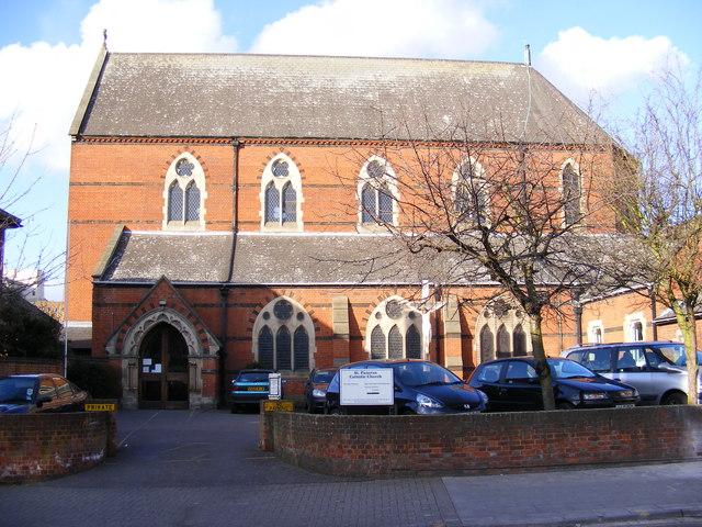 St.Pancras Catholic Church, Ipswich