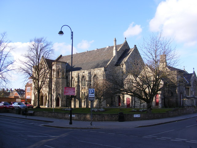 Christ Church URC Baptist Church, Ipswich