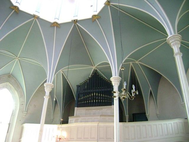 St James's Church, Teignmouth