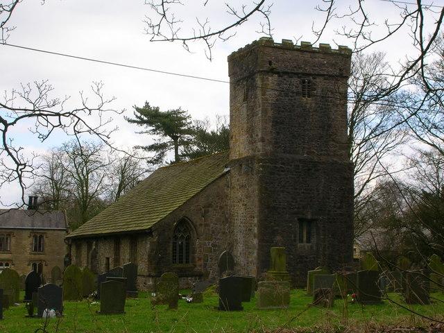 St Michael's Church, Bracewell
