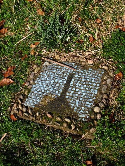 Butter Cross Mosaic