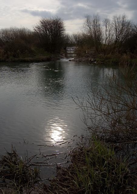 River Hull at Eske Carrs