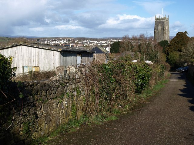 Churchtown Farm & St Stephen's Church