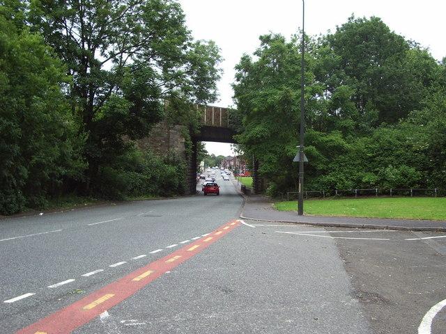 Skew Bridge