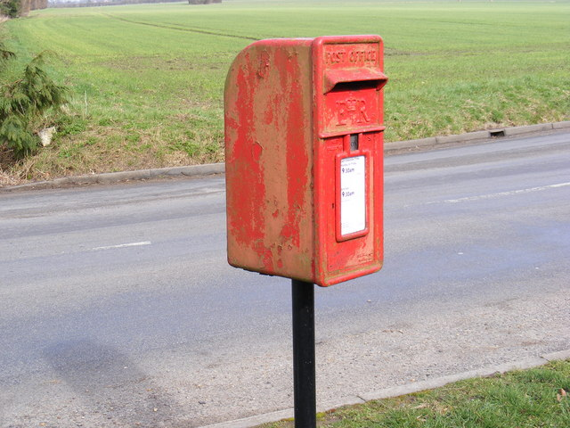 Church Hill Postbox