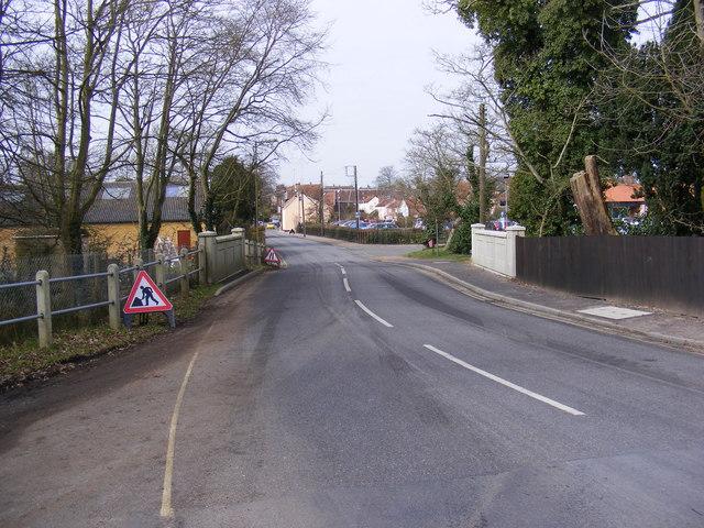 B1119 Church Street, Saxmundham