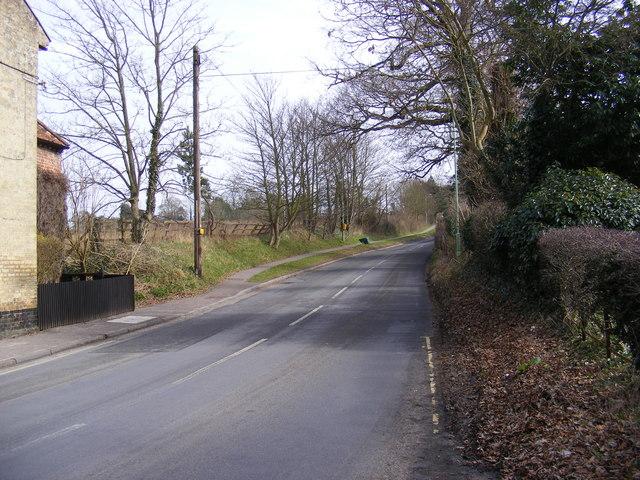 B1119 Church Hill, Saxmundham