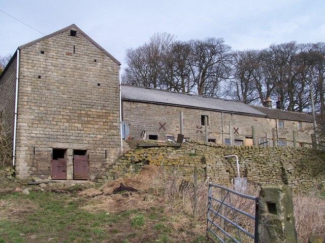 Wood Side Farm, Ughill Wood Lane, Ughill