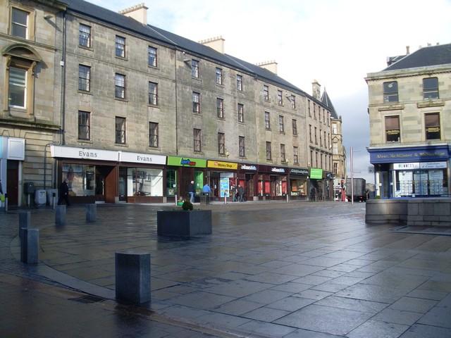 Moss Street, Paisley