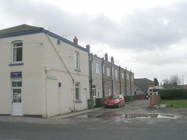 Back Duke Street - Green Lane