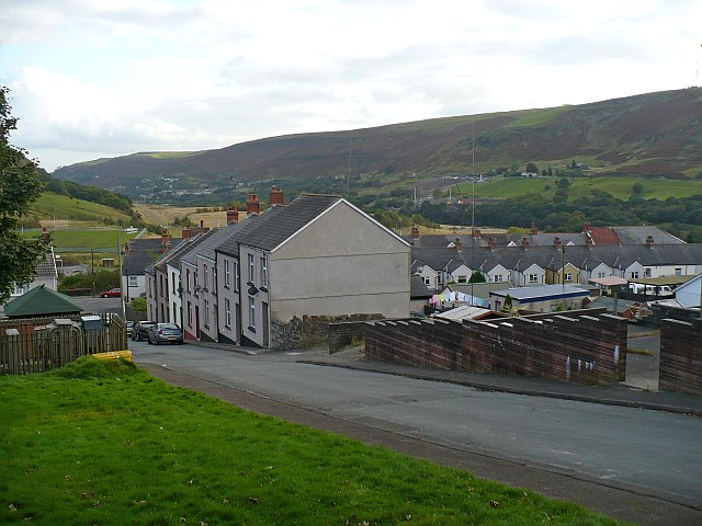 Hill Road, Abertysswg