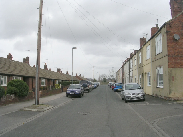 Market Street - Green Lane