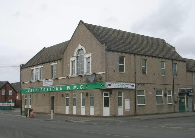 Featherstone WMC - Green Lane