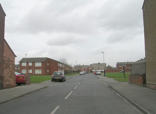 Mount Pleasant Street - Green Lane