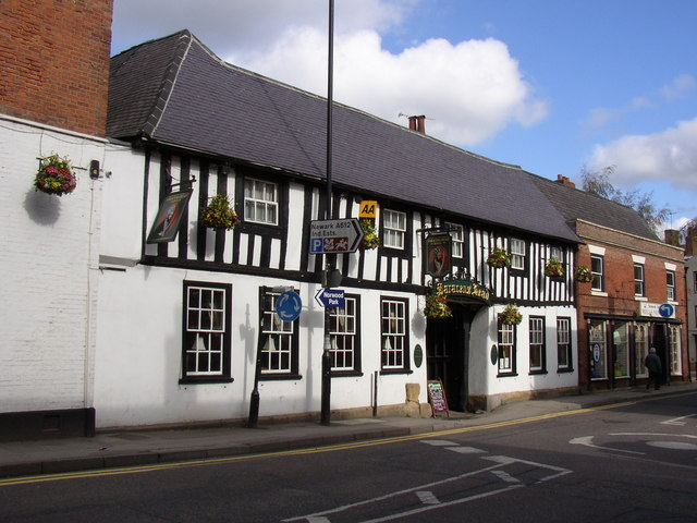 The Saracen's Head Southwell