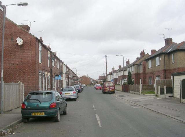 Rhyl Street - Green Lane