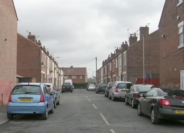Dickinson Terrace - Featherstone Lane