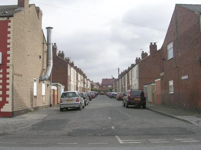 Robbins Terrace - Featherstone Lane
