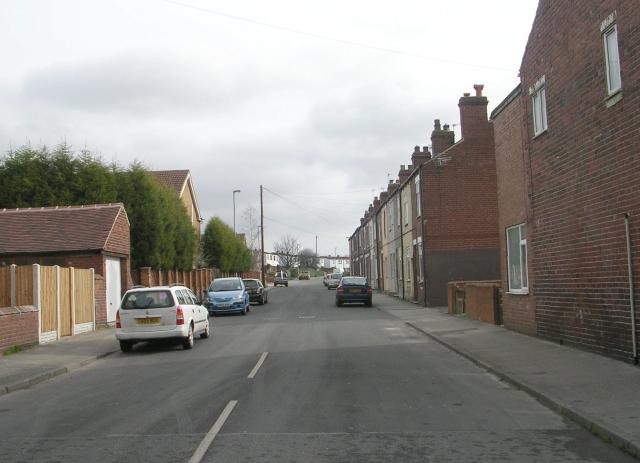 Gordon Street - Featherstone Lane