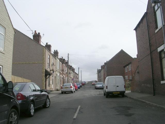 Dixon Street - Featherstone Lane